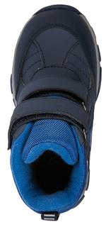 Ботинки для мальчиков синие Barkito