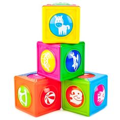 Пирамидка-кубики 245532 Umka