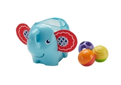 Игрушка-неваляшка Слоник с шариками Fisher Price