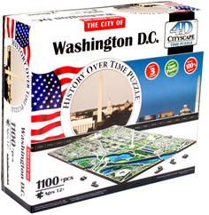 Пазл Вашингтон 1100 дет. объемный 4D Cityscape