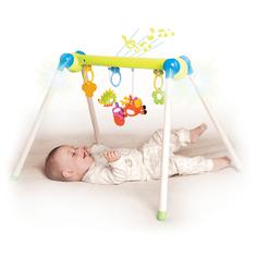 Развивающие игрушки для малышей Первые занятия гимнастикой Наша Игрушка