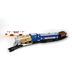 Наборы игрушечных железных дорог, локомотивы, вагоны Красная Стрела Играем вместе