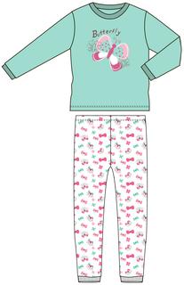 Пижама для девочки Солнечный день Barkito