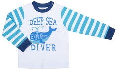 Пижама для мальчика Подводный мир Barkito