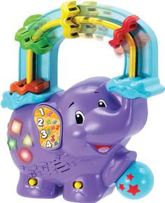 Развивающая игрушка Веселый слоник музыкальная Гулливер