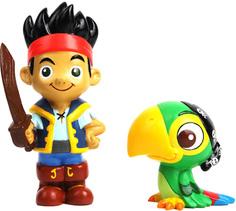 Детские игрушки для ванной Джейк и Скалли Играем вместе