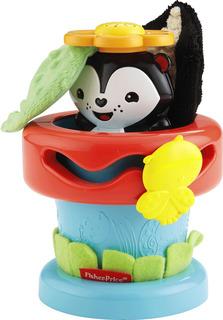 Развивающая игрушка Цветочный горшок Fisher Price