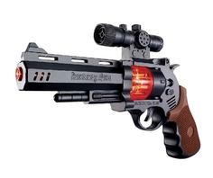 Игрушечное оружие и бластеры Пистолет со светом и звуком A Btoys