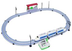 Железная дорога Скоростной поезд Сапсан Racing PRO