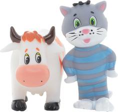 Детские игрушки для ванной Простоквашино Играем вместе
