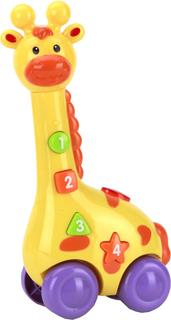 Развивающая игрушка Обучающий жираф Umka