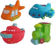 Детские игрушки для ванной Транспорт 2 ПОМА