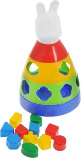 Сортеры для малышей Пирамида Спектр