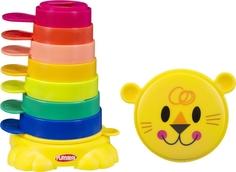 Пирамидки для малышей Львенок Hasbro
