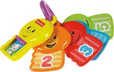 Развивающая игрушка Ключи Считаем и делаем открытия Fisher Price
