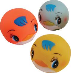 Детские игрушки для ванной Мячики-пингвины КУРНОСИКИ
