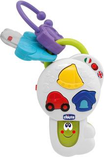 Развивающая игрушка Говорящие ключи Chicco