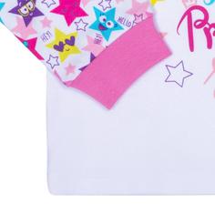 Пижама для девочки (фуфайка и брюки) Сновидения Barkito