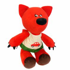 Мягкая игрушка «Мимимишки. Лисичка» 50 см СмолТойс