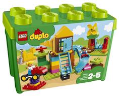 Конструктор DUPLO My First 10864 Большая игровая площадка Lego