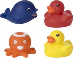 Детские игрушки для ванной Веселое купание КУРНОСИКИ