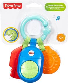 Развивающая игрушка Смартфон/Ключики Fisher Price