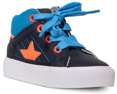 Ботинки для мальчика синий Barkito