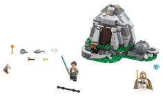 Конструктор Star Wars 75200 Тренировки на островах Эч-То Lego