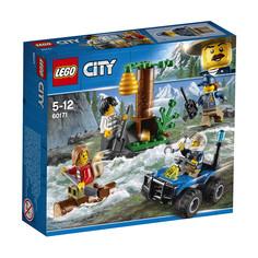 Конструктор City Police 60171 Убежище в горах Lego