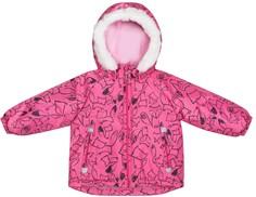 Комплект: куртка и полукомбинезон для девочки Barkito