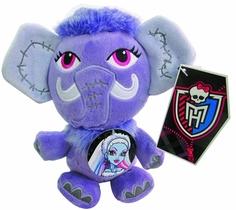 Игрушка мягкая Мамонт: Шивер Monster High