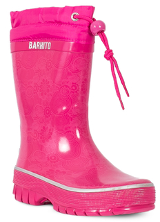 Резиновые сапоги для девочки Barkito