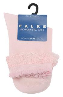 Носки с кружевной оборкой Falke