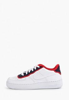 Кеды Nike NIKE AIR FORCE 1 LV8 1 DBL GS NIKE AIR FORCE 1 LV8 1 DBL GS