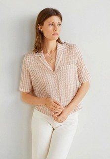 Блуза Mango - VICHY - VICHY