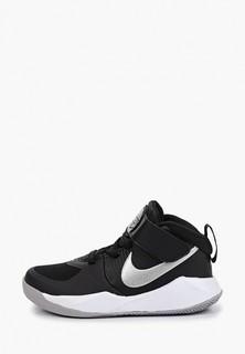 Кроссовки Nike TEAM HUSTLE D 9 LITTLE KIDS SHOE