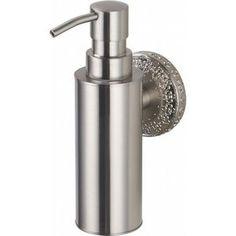 Дозатор мыла ZorG Antic серебро (AZR 16 SL)