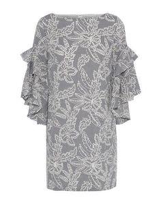 Короткое платье Badgley Mischka