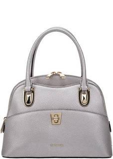 Сумка Кожаная сумка через плечо с двумя отделами Cromia