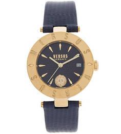 Часы Кварцевые часы с выделкой под рептилию Versus