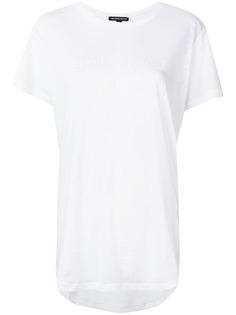 Ann Demeulemeester футболка оверсайз