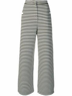 Max Mara брюки Ebbro в полоску
