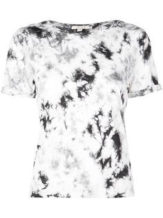 Alice+Olivia футболка с абстрактным принтом
