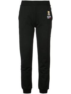 Moschino спортивные брюки Underbear