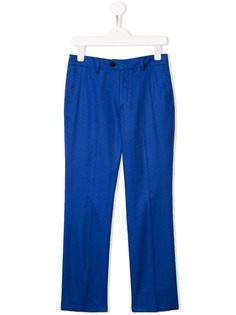 Isaia Kids классические брюки чинос