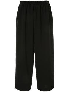 Knott укороченные брюки прямого кроя