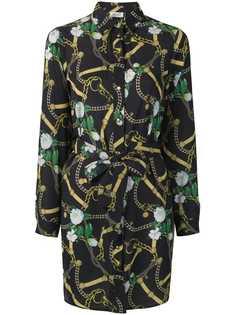 Liu Jo платье с принтом