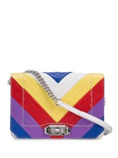 Rebecca Minkoff сумка на плечо Rainbow
