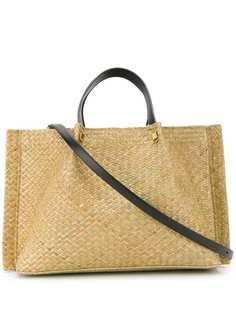 Valentino сумка-тоут Valentino Garavani с логотипом Go Logo