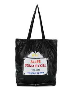 Sonia Rykiel складная сумка-кошелек
